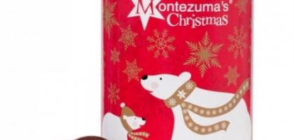 Montezumas Christmas hot choc